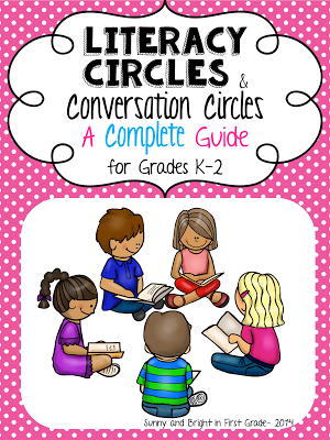 https://www.teacherspayteachers.com/Product/Literature-Circles-and-Conversation-Circles-in-K-2-Speaking-and-Listening-1446491