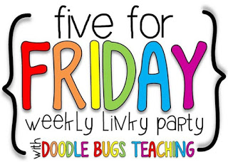 Five for Friday & a Freebie!