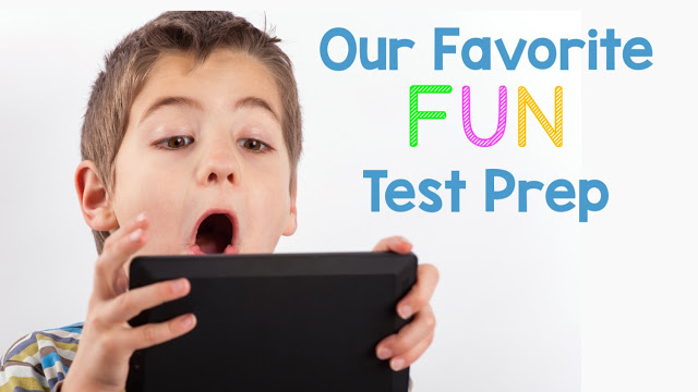 Our Favorite FUN Test Prep