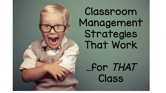 "When ""Scoot"" Goes Wrong -Classroom Management Tips for ""THAT Class"""