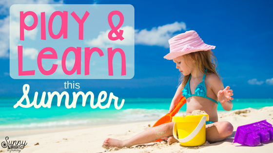 Play & Learn – Getting Students Ready for Summer