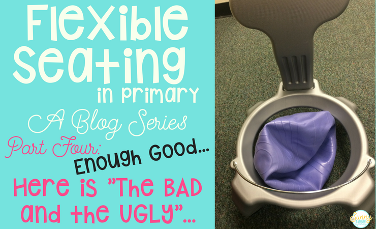 When Flexible Seating Goes Wrong