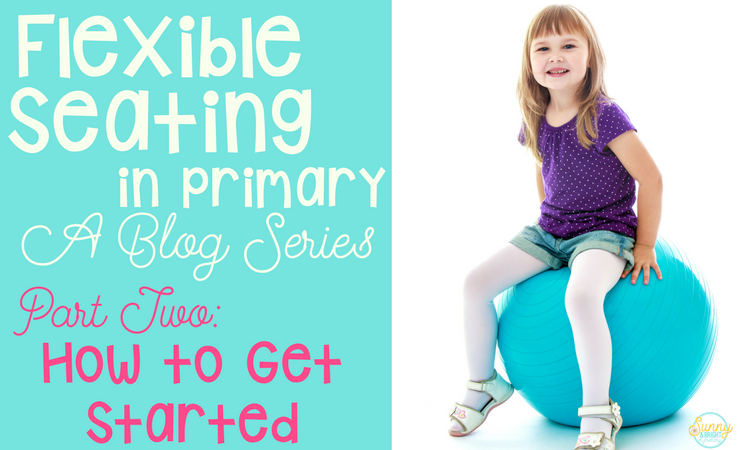 How to Get Started With Flexible Seating
