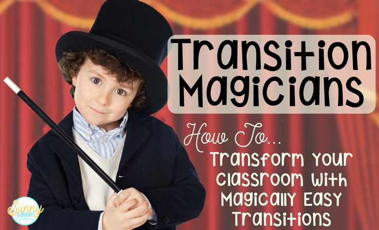 Transition Magicians