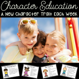 character education happy kids 4